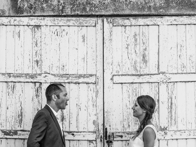Le mariage de Hervé et Hortense à Roiffé, Vienne 33