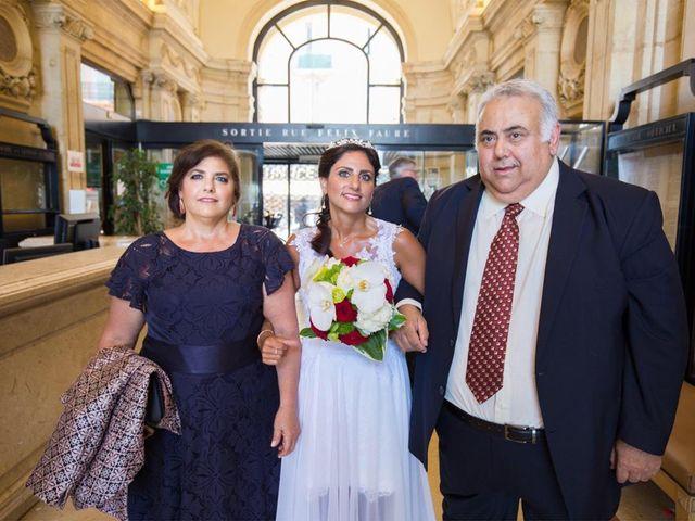 Le mariage de Bruno et Marie Muriel  à Cannes, Alpes-Maritimes 6