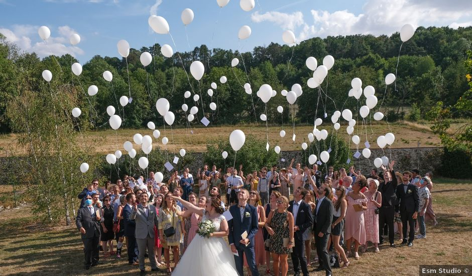 Le mariage de Florian et Mariette à La Chapelle-Moutils, Seine-et-Marne