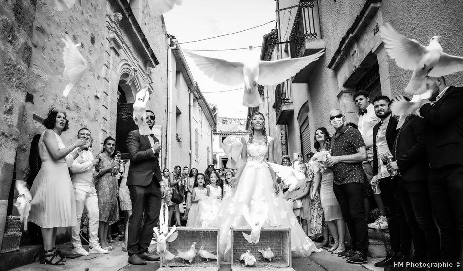 Le mariage de Lyesse et Emilie à Pomérols, Hérault