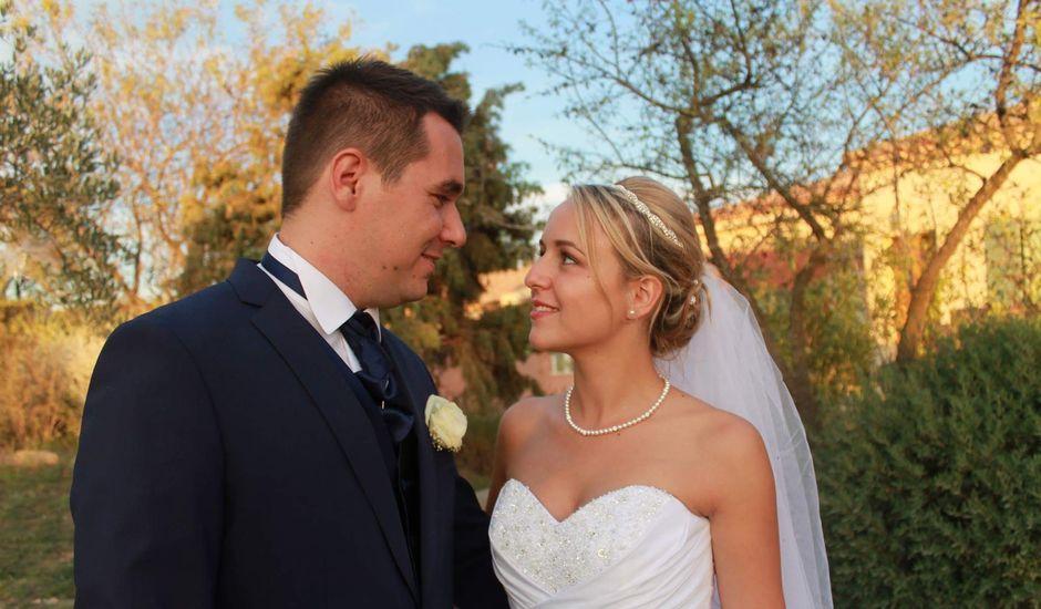 Le mariage de Jérémy et Marine à Paulhan, Hérault