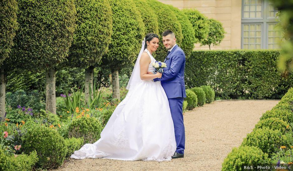 Le mariage de Benjamin et Hayet à Limeil-Brévannes, Val-de-Marne