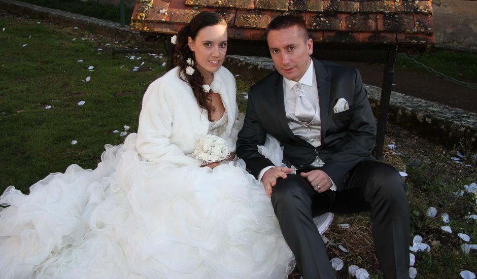 Le mariage de Floriane et Guillaume à Louzouer, Loiret