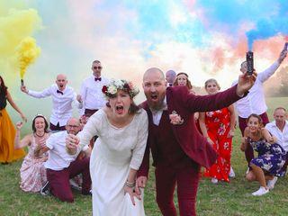 Le mariage de Stephanie et Nicolas