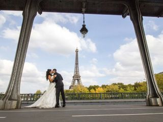 Le mariage de Nassima et Emmanuel