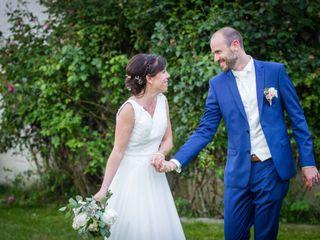 Le mariage de Delphine et Yann