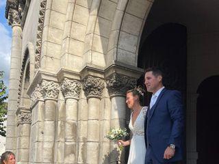 Le mariage de Vanessa et Jean-Pierre 1