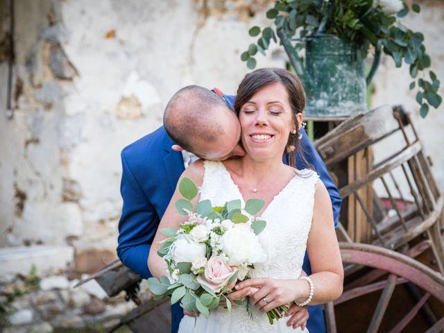 Le mariage de Yann et Delphine à Mondreville, Yvelines 12