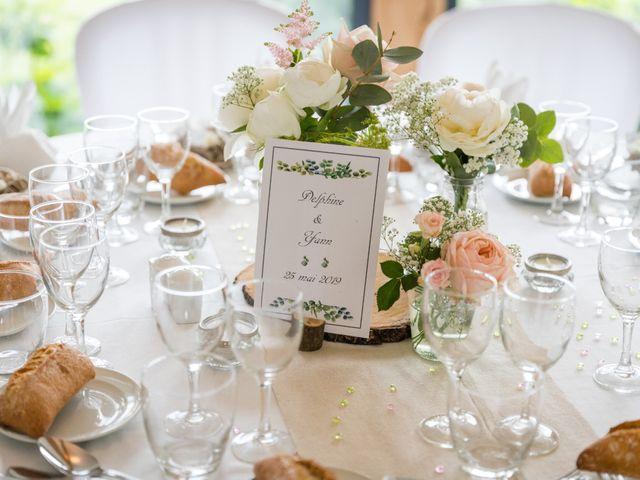 Le mariage de Yann et Delphine à Mondreville, Yvelines 15