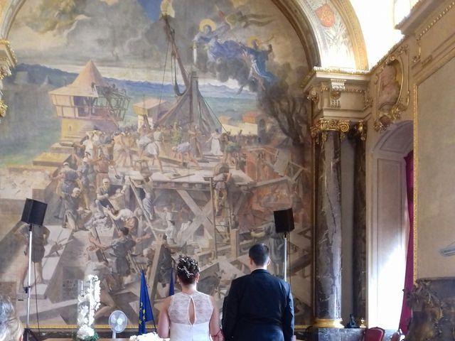 Le mariage de Julien et Laure à Giroussens, Tarn 2