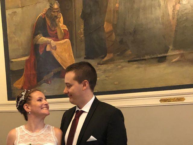 Le mariage de Julien et Laure à Giroussens, Tarn 4