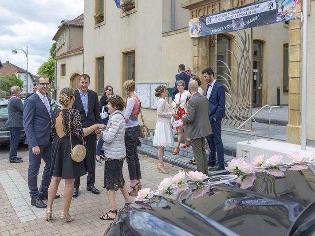 Le mariage de Romain et Delphine à Pont-à-Mousson, Meurthe-et-Moselle 11