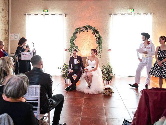Le mariage de Romain et Margaux à Magny-le-Hongre, Seine-et-Marne 11