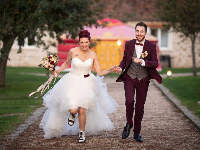Le mariage de Margaux et Romain