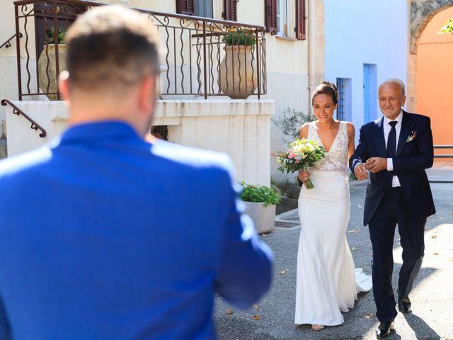 Le mariage de Alexandre et Amandine à Entrecasteaux, Var 8