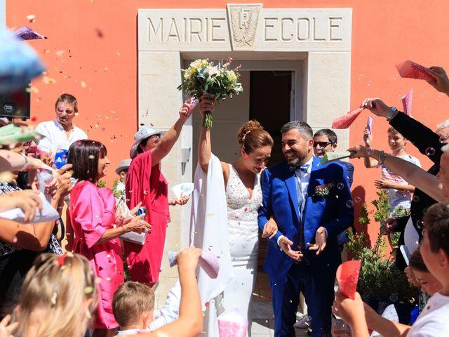 Le mariage de Alexandre et Amandine à Entrecasteaux, Var 14