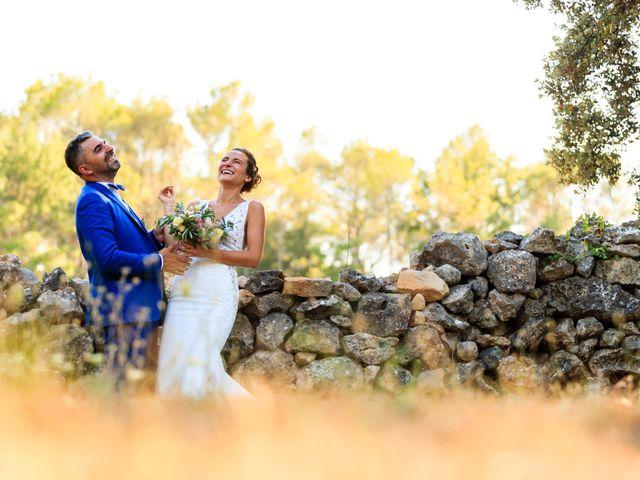 Le mariage de Alexandre et Amandine à Entrecasteaux, Var 18