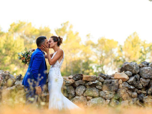 Le mariage de Alexandre et Amandine à Entrecasteaux, Var 19