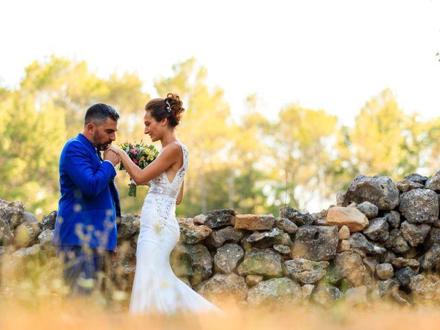 Le mariage de Alexandre et Amandine à Entrecasteaux, Var 20