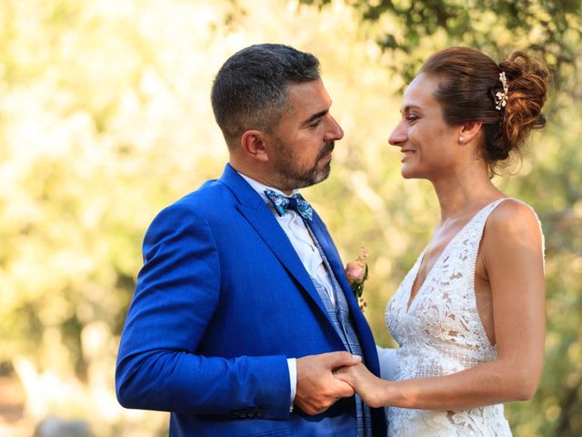 Le mariage de Alexandre et Amandine à Entrecasteaux, Var 22