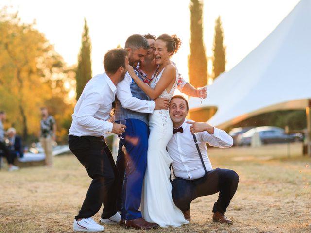Le mariage de Alexandre et Amandine à Entrecasteaux, Var 25