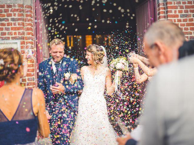Le mariage de Jim et Sandy à Halluin, Nord 22