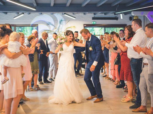 Le mariage de Jim et Sandy à Halluin, Nord 47