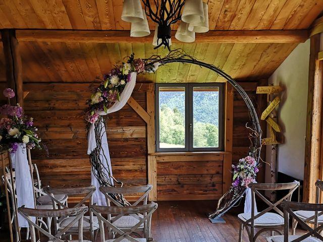 Le mariage de Nicolas et Julie à Le Pontet, Savoie 4