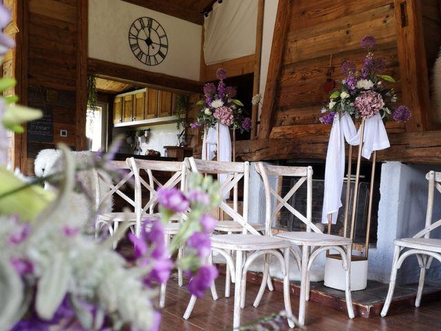 Le mariage de Nicolas et Julie à Le Pontet, Savoie 5