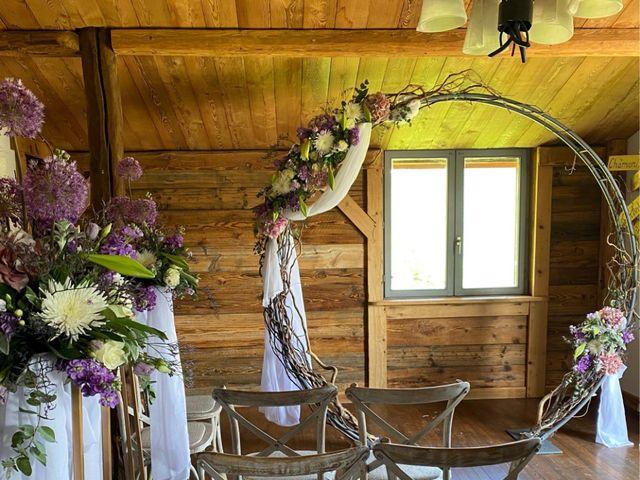 Le mariage de Nicolas et Julie à Le Pontet, Savoie 9