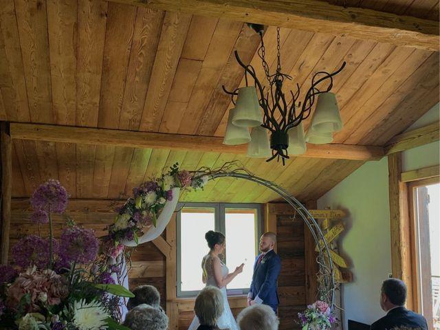 Le mariage de Nicolas et Julie à Le Pontet, Savoie 19