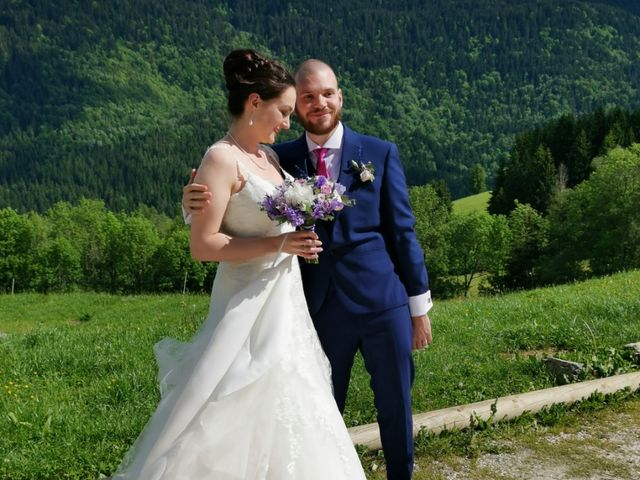 Le mariage de Nicolas et Julie à Le Pontet, Savoie 21