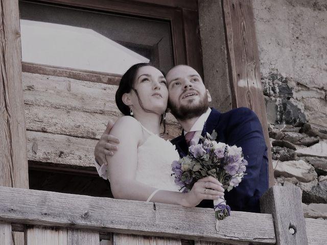 Le mariage de Nicolas et Julie à Le Pontet, Savoie 27