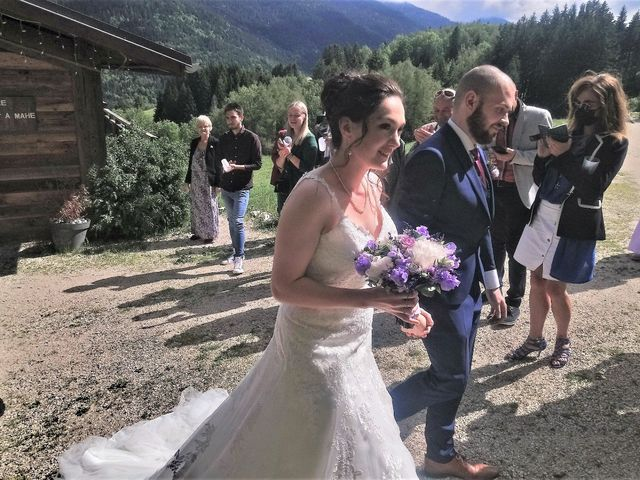 Le mariage de Nicolas et Julie à Le Pontet, Savoie 1