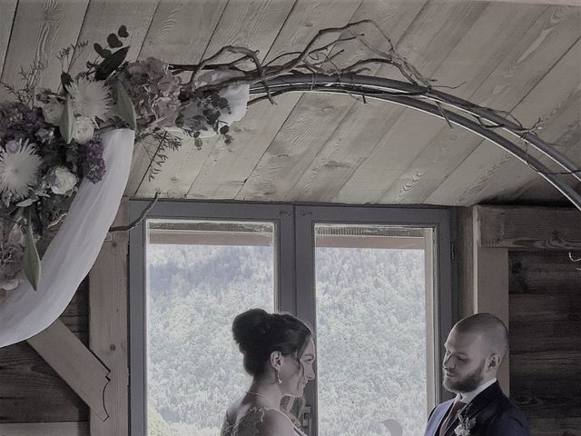 Le mariage de Nicolas et Julie à Le Pontet, Savoie 28