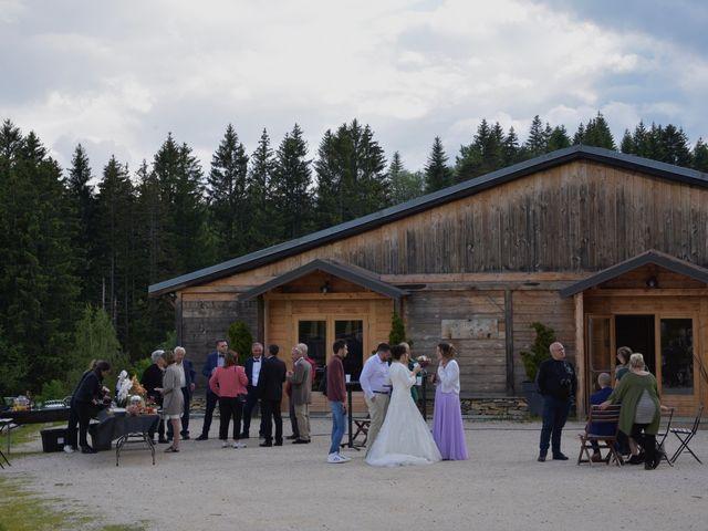 Le mariage de Nicolas et Julie à Le Pontet, Savoie 2