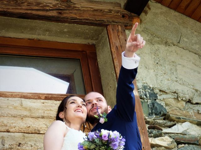 Le mariage de Nicolas et Julie à Le Pontet, Savoie 31