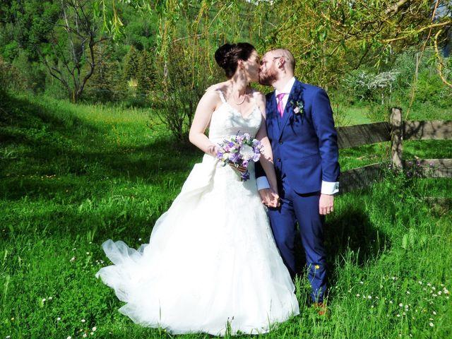 Le mariage de Nicolas et Julie à Le Pontet, Savoie 33