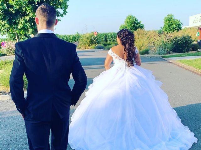 Le mariage de Victoria  et Jérôme