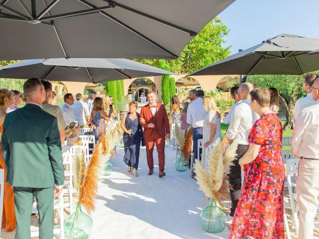 Le mariage de Bastien et Laura à Mandelieu-la-Napoule, Alpes-Maritimes 30