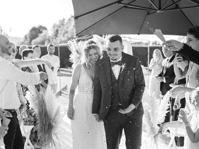 Le mariage de Bastien et Laura à Mandelieu-la-Napoule, Alpes-Maritimes 56