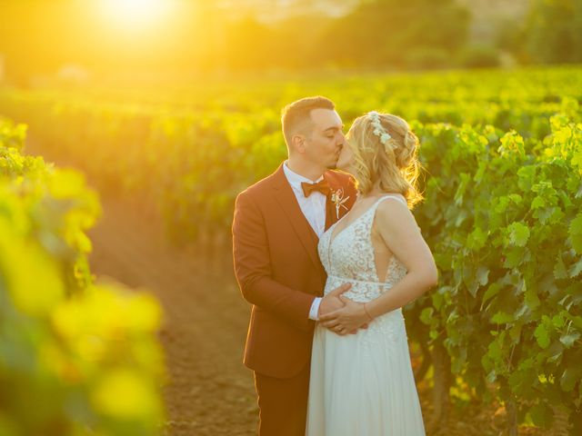 Le mariage de Bastien et Laura à Mandelieu-la-Napoule, Alpes-Maritimes 91