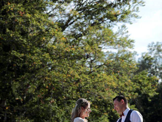 Le mariage de Julien et Laetitia à Sorbiers, Loire 7