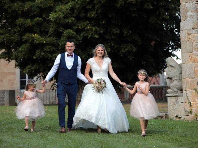 Le mariage de Julien et Laetitia à Sorbiers, Loire 11