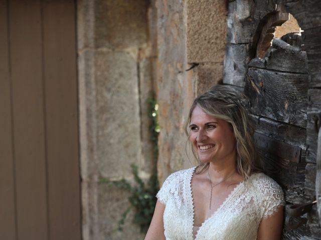 Le mariage de Julien et Laetitia à Sorbiers, Loire 12