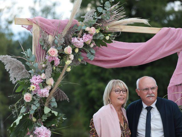 Le mariage de Julien et Laetitia à Sorbiers, Loire 16