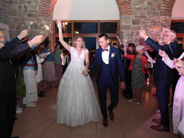 Le mariage de Julien et Laetitia à Sorbiers, Loire 17