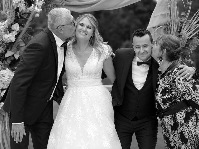 Le mariage de Julien et Laetitia à Sorbiers, Loire 19