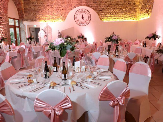 Le mariage de Julien et Laetitia à Sorbiers, Loire 20