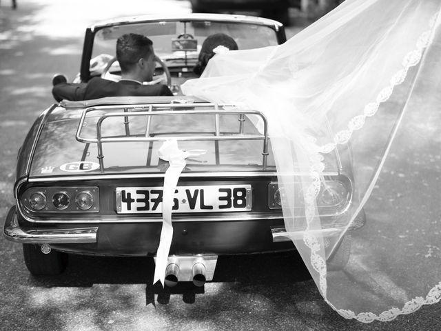 Le mariage de Nacer et Tiffany à Crolles, Isère 10
